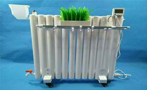 家用可温控水电暖气片 防烫伤可移动式水电暖气片