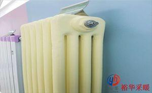 QFGZ403四柱型暖气散热片 采暖钢制四柱散热器