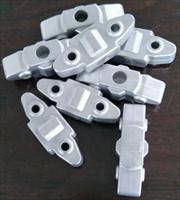 45#钢精密铸造加工件-东莞栏杆扶手加工厂