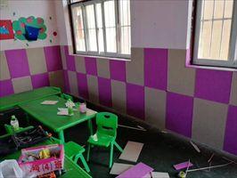 新余幼儿园装饰聚酯纤维环保防撞吸音板