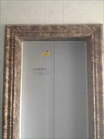 电梯门套-电梯包套