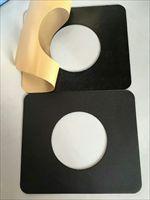 深圳2mm沥青阻尼止震板背胶自沾