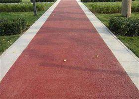 彩色透水混凝土真的环保吗?