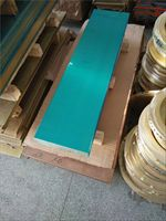 H62中厚黄铜大板 H65贴膜半硬黄铜板