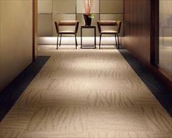 供应日本进口山月防污方块地毯 DT-5701