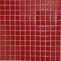 群舜泳池砖厂家批发红色泳池马赛克拼图