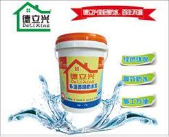 外墙防水专用广州德立兴外墙透明防水胶