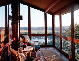 室内阳光房价格实在 拓邦门窗