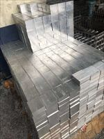 6063国标可氧化铝排 铝合金方棒扁条