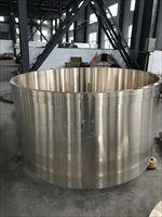 qal9-4空心车光铝青铜管 厚壁轴承青铜套