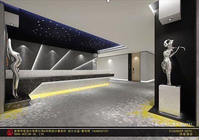 酒店设计-缤客金湖酒店