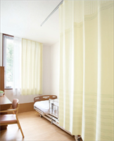 供应日本进口丽彩医用窗帘遮光窗纱 LC-25045