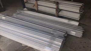 5052铝镁合金棒材 五金制品铝棒现货