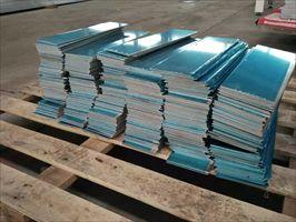 5052 1060纯铝板 合金花纹镜面铝板