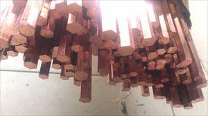 T2纯铜棒/红铜棒 五金加工紫铜棒直径5-40mm