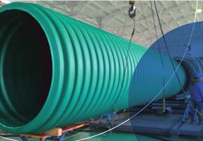长沙康命源HDPE双壁波纹管排污管规格促销价