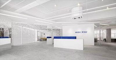办公室装潢设计 艺佳办公室装潢设计案例