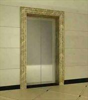 山东石塑电梯门套安装