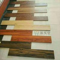 环保竹木纤维地板石塑地板酒店家装防水防火
