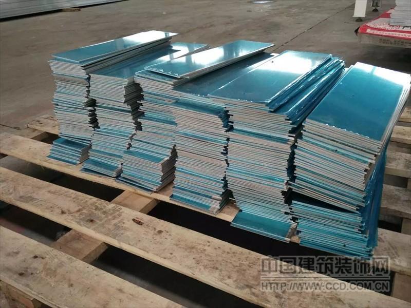1100冷轧半硬全软铝卷板 开平剪板