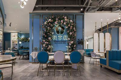 最新西餐厅装修设计案例 上海饭店装修设计