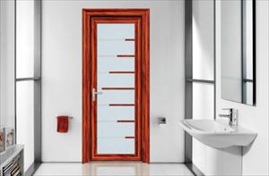 想做铝合金浴室门品牌  拓邦门窗