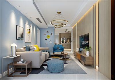 罗阳七村住宅装修项目