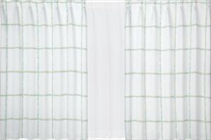 供应日本进口住江形状记忆窗帘遮光窗纱 V 1290