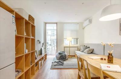 【上海缘环】78平米清新两居室