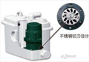 卓勒排污泵QJU202快冲二代污水提升器