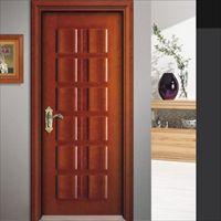 实木烤漆门复合门