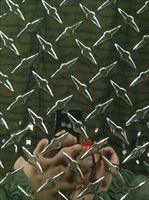 1060指针型镜面花纹铝板 车厢挂车铝板