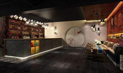 上海最新特色餐厅装修案例