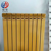 GLF75/75-1.0-600钢铝复合型散热器  _裕华采暖