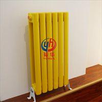 QFBDJ21800钢二柱散热器单片散热量  _裕华采暖