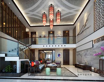 十五峯新中式裝修裝飾,深圳裝修公司