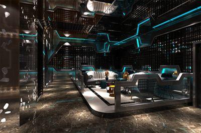 北京酒吧项目-乌托风原创设计案例分享