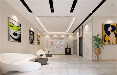 郑州写字楼装修公司-爱蕊丝写字楼装修方案