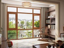 断桥铝门窗原创设计 拓邦门窗
