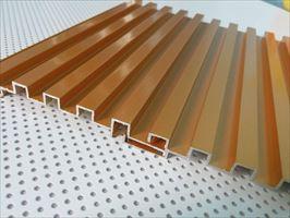 长城铝单板 瓦楞铝方通装饰厂家定制 免费配送