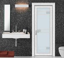 卫生间门 品质上乘 拓邦门窗