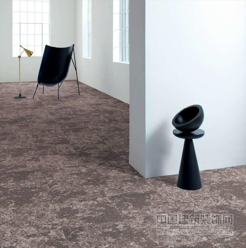 山月方块地毯 DT6001