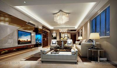 泰华阳光海现代装修装饰,深圳南山装修公司