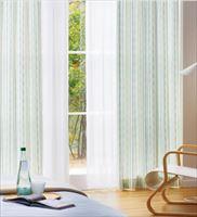 日本进口山月家用窗帘窗纱AC6138
