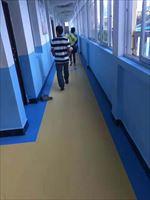 常州幼儿园塑胶地板PVC地板安装