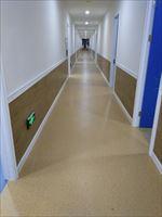 无锡早教中心塑胶地板PVC地胶安装