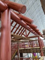 曲靖木纹漆木纹漆廊架施工水性木纹漆批发
