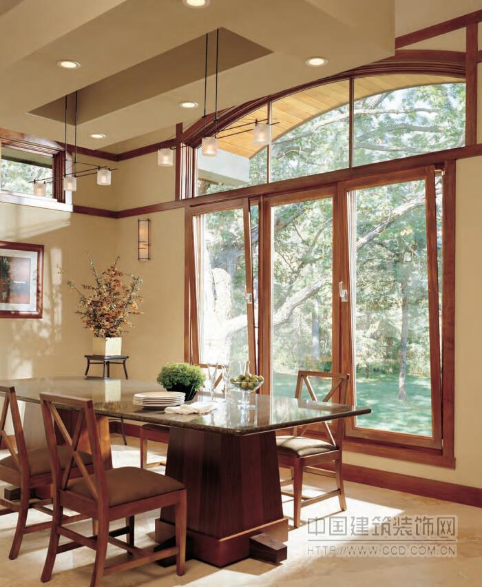 欧式门窗 品质上乘 拓邦门窗