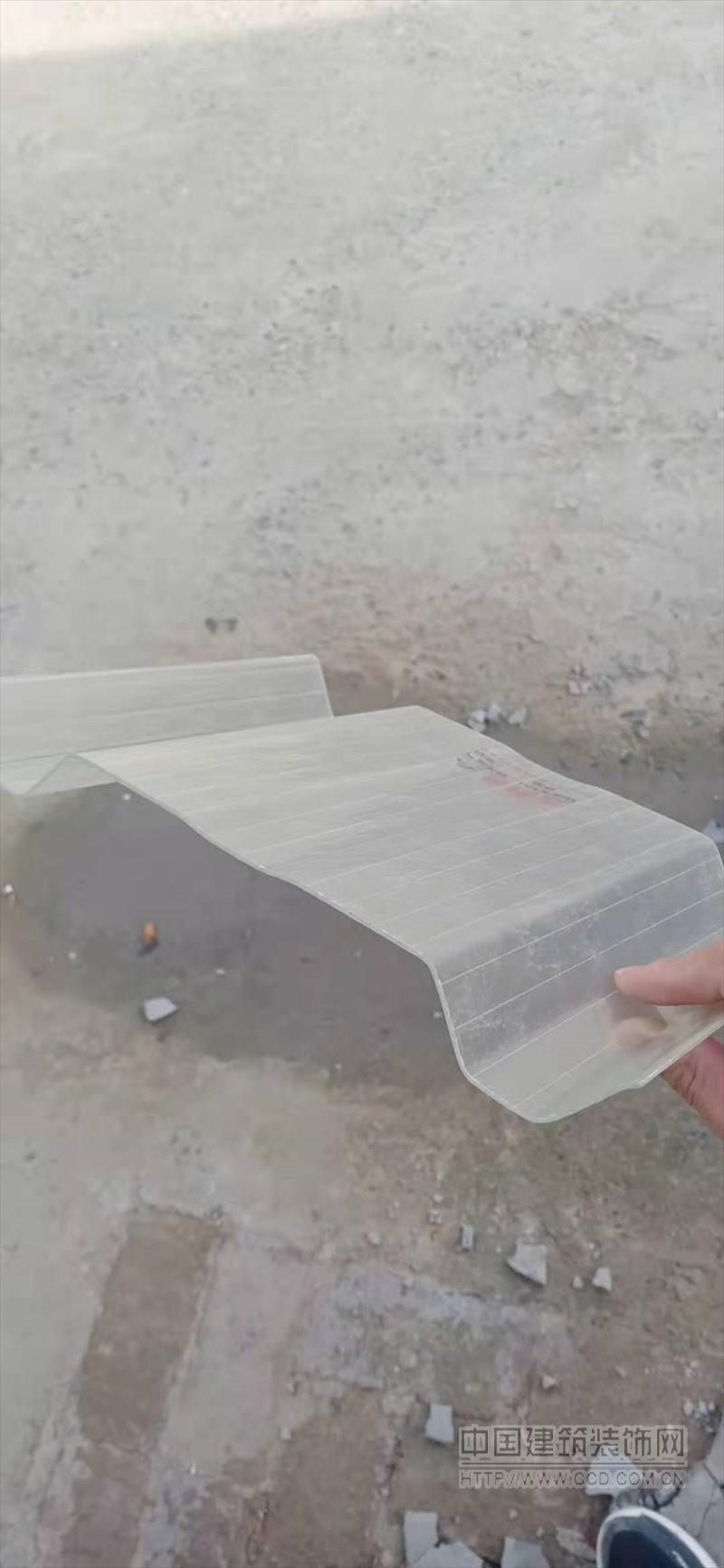 透明采光板厂-河南创霖-耐老化采光板厂家销售