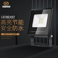 LED投光灯江西亮化公司户外防水泛光贴片投光灯
